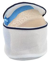 24 Units of Sunbeam Mesh Bra Bag - Laundry Baskets & Hampers