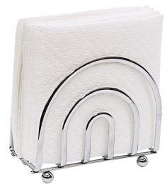 12 Units of Home Basics Flat Wire Collection Napkin Holder - Napkin and Paper Towel Holders