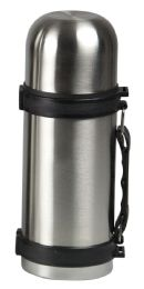 12 Units of Home Basics Stainless Steel Bullet Vacuum Flask - Coffee Mugs