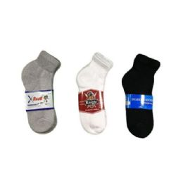 144 Units of Womans Diabetic Ankle Sock - Women's Diabetic Socks