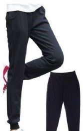 24 Units of Womens Athletic Pants Size Large Assorted Color - Womens Pants