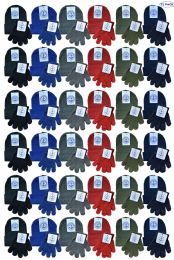 72 Units of Yacht & Smith Wholesale Kids Beanie And Glove Sets (beanie Glove Set, 72) - Winter Sets Scarves , Hats & Gloves