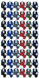 144 Units of Yacht & Smith Wholesale Kids Beanie And Mitten Sets Ages 2-8 - Winter Care Sets