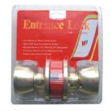 24 Units of Lock Entrance - PADLOCKS/IRON/BRASS/COMBO