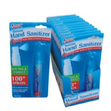 24 Units of Hand Sanitizer Spray 10ml - Hand Sanitizer