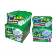 24 Units of Toilet Bowl Cleaner Freshener 2PK Counter Display - Cleaning