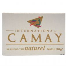 96 Units of Camay 90g Natural White - Personal Care Items