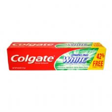 48 Units of Colgate TP 4oz Sparkling White Mint - Toothbrushes and Toothpaste