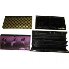 72 Units of Ladies clutch purse Wallet With Many Compartments - Leather Purses and Handbags