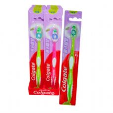 72 Units of Colgate Toothbrush Crystal Shine - Toothbrushes and Toothpaste