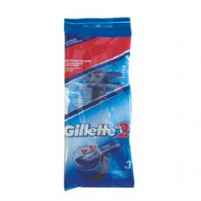 40 Units of Gillette Razor 3PK - Shaving Razors