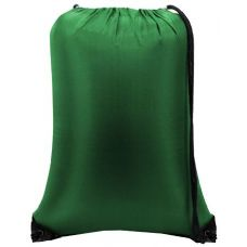 "60 Units of Value Drawstring Backpack kelly green - Backpacks 15"" or Less"