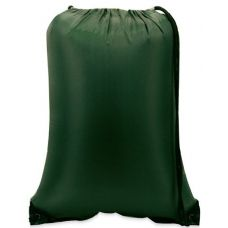 "60 Units of Value Drawstring Backpack-Forest - Backpacks 15"" or Less"
