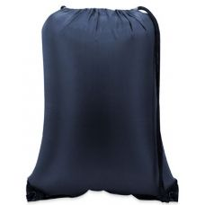 "60 Units of Value Drawstring Backpack-Navy - Backpacks 15"" or Less"