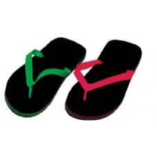 72 Units of Unisex Summer Sandal With Neon Look - Hot Seller ! - Unisex Footwear