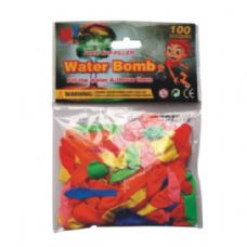 144 Units of Water Balloons 100CT