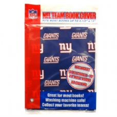 72 Units of Stretch Book Cover NY Giants - Book Covers