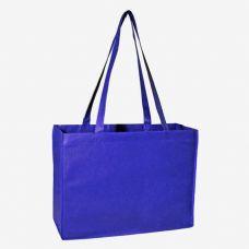 100 Units of Deluxe Tote Jr - Royal - Tote Bags & Slings
