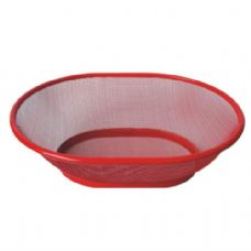 48 Units of Basket Mesh Color Oval - Baskets