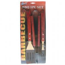 24 Units of 3PC Barbecue Set - BBQ supplies