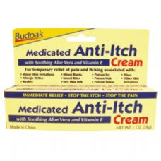 48 Units of Med 1oz Medicated Anti-Itch Cream - Skin Care