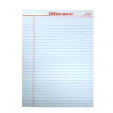 72 Units of Writing Pad 8.5in X 11in Letter Size - Notebooks