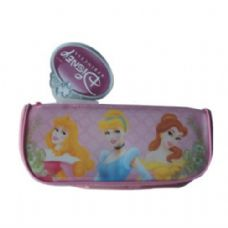 72 Units of Pencil Case Princess - Licensed School Supplies