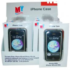 144 Units of Iphone Case Hard 4G - Cell Phone Accessories