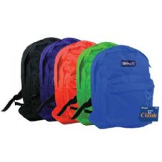 "25 Units of BAZIC 15"" School Backpack - Backpacks 15"" or Less"
