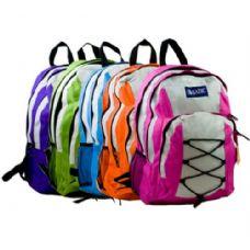 "20 Units of BAZIC 17"" Eclipse Backpack - Backpacks 17"""