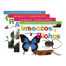 48 Units of AMAZING ANIMALS Spanish Board Books