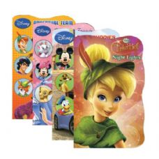 48 Units of ASSORTED DISNEY ADVENTURE & FRIENDS Board Books - Coloring & Activity Books