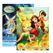 48 Units of DISNEY FAIRIES Libro Para Colorear Y Actividades - Coloring & Activity Books
