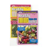 24 Units of KAPPA Healthy Minds Words Finds Puzzle Book - Digest Size - Crosswords, Dictionaries, Puzzle books