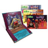48 Units of KAPPA Sesame Street Pop Up Books - Activity Books