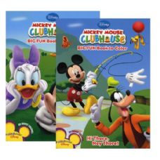 48 Units of MICKEY MOUSE Clubhouse Coloring Book - Coloring Books