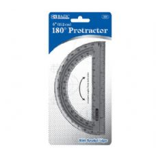 "288 Units of BAZIC Semicircular 6"" Protractor - Rulers"