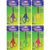 "144 Units of BAZIC 5"" Blunt Tip School Scissors - Scissors"