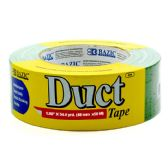 """48 Units of BAZIC 1.89"""" X 60 Yards Green Duct Tape - Tape"""