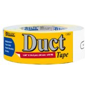 """48 Units of BAZIC 1.89"""" X 60 Yards White Duct Tape - Tape"""