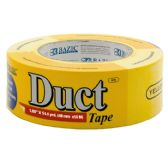 """48 Units of BAZIC 1.89"""" X 60 Yards Yellow Duct Tape - Tape"""