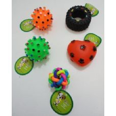 36 Units of Assorted Pet Toys-Rattles & Squeakers - Pet Toys