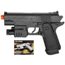 120 Units of P0623A Airsoft Pistol w/laser & flashlight - Sporting Guns