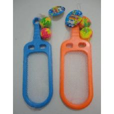 72 Units of 3pc Water Set-Racket & Balls - Summer Toys