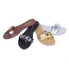 48 Units of Womans Fashion Flip Flop - Women's Sandals