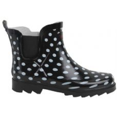 18 Units of Ladies' Rubber Rain Boots - Womens Boots