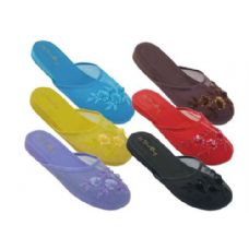 96 Units of Ladies Chinese Slippers - Womens Slippers