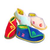 36 Units of Infant's Terry Shoes