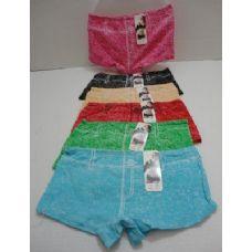 144 Units of Ladies Panties-Blue Jeans - Womens Panties & Underwear