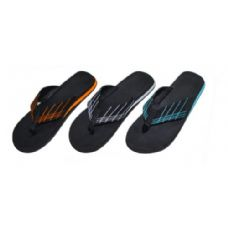 36 Units of Mens Retro Flip Flop - Men's Flip Flops & Sandals